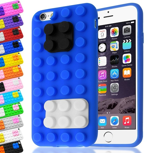 funda iphone lego